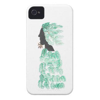 Male Pine Spirit iPhone 4 Cases