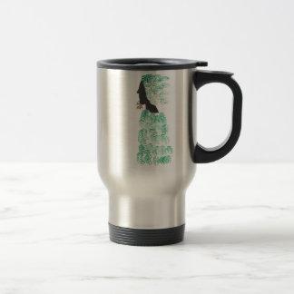 Male Pine Spirit Travel Mug