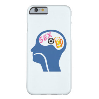 Male Psyche Barely There iPhone 6 Case