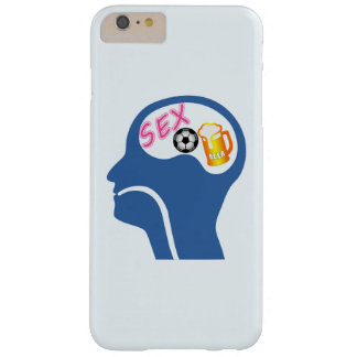 Male Psyche Barely There iPhone 6 Plus Case