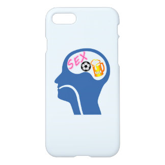 Male Psyche iPhone 8/7 Case