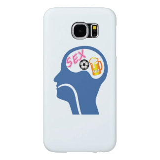 Male Psyche Samsung Galaxy S6 Cases