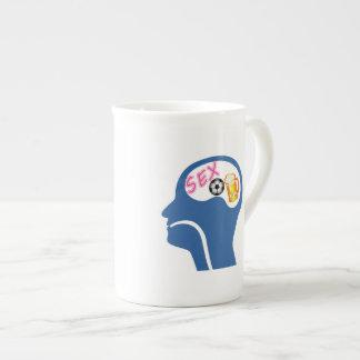 Male Psyche Tea Cup