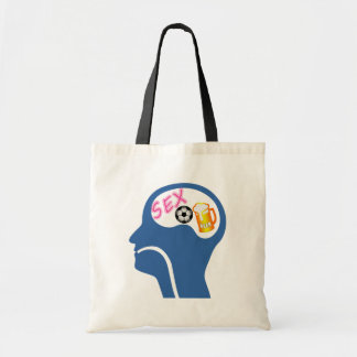Male Psyche Tote Bag