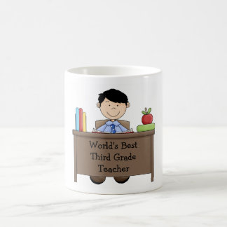 Male Teacher Appreciation Mug