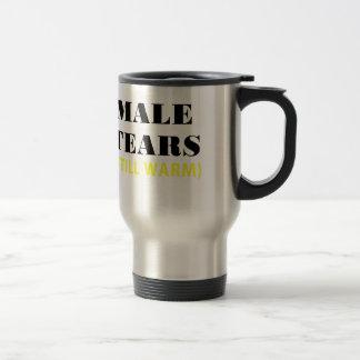 Male Tears Still Warm Travel Mug