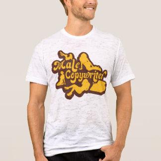 Malecopywriter Burnout Shirt For Burnouts