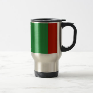 Maledives Flag Travel Mug
