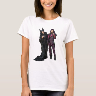 Maleficent and Mal T-Shirt