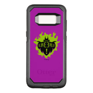 Maleficent - Long Live Evil OtterBox Commuter Samsung Galaxy S8 Case