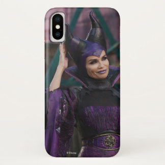 Maleficent Photo 1 2 iPhone X Case