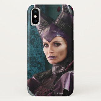 Maleficent Photo 1 3 iPhone X Case