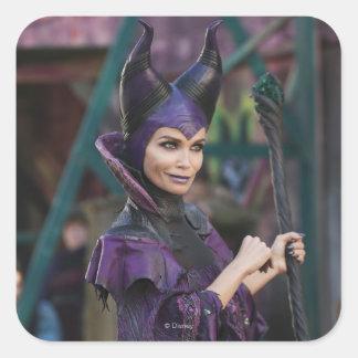 Maleficent Photo 1 Square Sticker