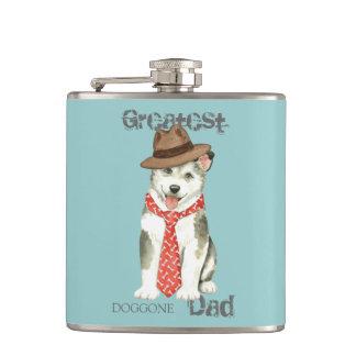 Malemute Dad Flasks