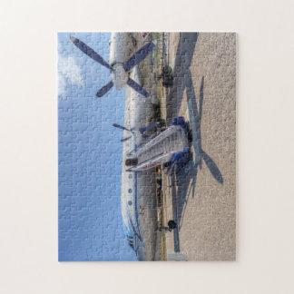 Malev Airlines Ilyushin IL-18 Jigsaw Puzzle