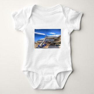 Malev  Ilyushin IL-18 Baby Bodysuit