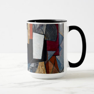 Malevich - Bureau and Room Mug