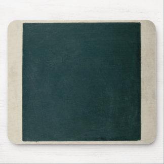 Malevich, Kazimir Severinovich,  Black Square Mouse Pad