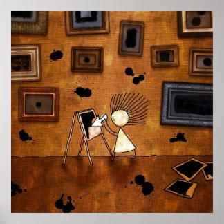 Malevich Poster