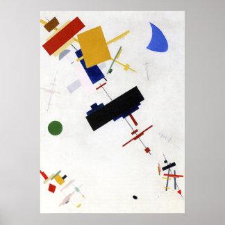 Malevich - Supremus 56 Poster