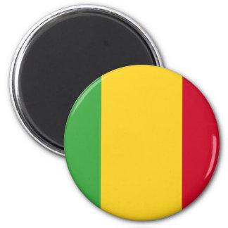 Mali 2 Inch Round Magnet