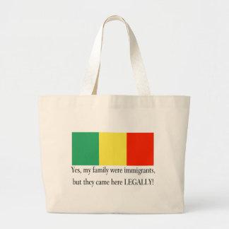 Mali Tote Bags
