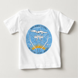 Mali Coat Of Arms Baby T-Shirt