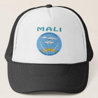 Mali Coat Of Arms Trucker Hat