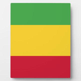 Mali Display Plaques