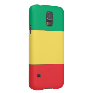Mali Flag Galaxy S5 Cover