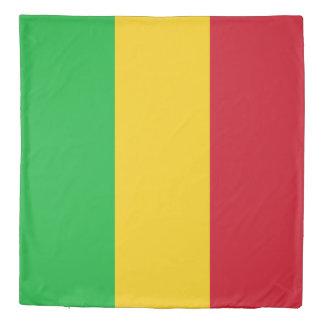 Mali Flag Duvet Cover