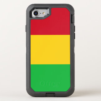 Mali Flag OtterBox Defender iPhone 8/7 Case