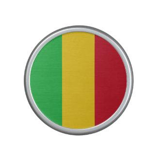 Mali Flag Speaker