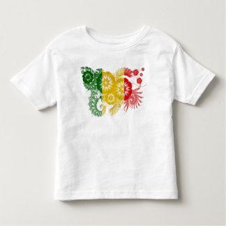 Mali Flag Toddler T-shirt