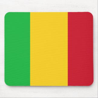 Mali National World Flag Mouse Pad