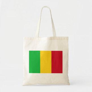 Mali National World Flag Tote Bag