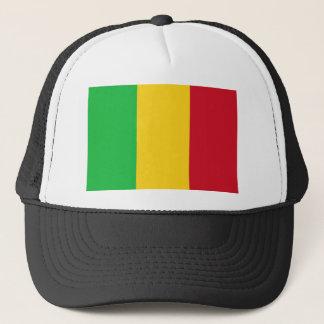 Mali National World Flag Trucker Hat