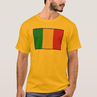 Mali Plain Flag T-Shirt