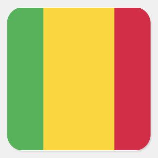 Mali Square Sticker