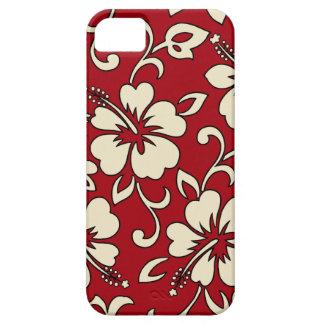 Malia Hibiscus Hawaiian iPhone 5 Cases