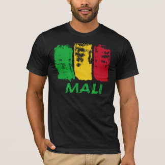 Malian flag design T-Shirt