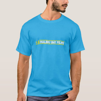 Malibu Bay Films T-Shirt - Molokai Blue