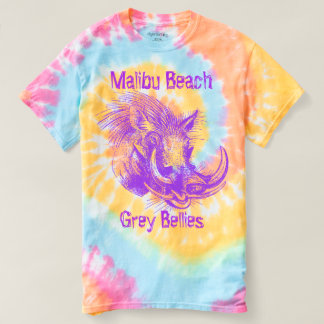 Malibu Beach Grey Bellies T-shirt