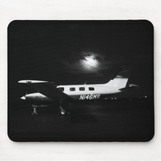 Malibu by Moonlight Mouse Pad