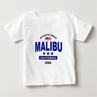 Malibu California Baby T-Shirt