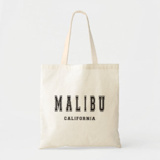 Malibu California Tote Bag