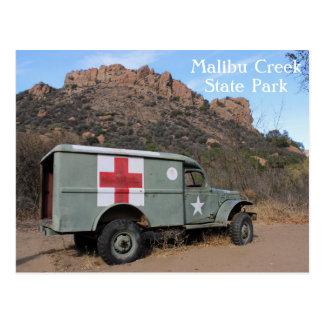 Malibu Creek State Park Postcard! Postcard