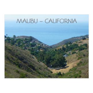 Malibu Postcard! Postcard