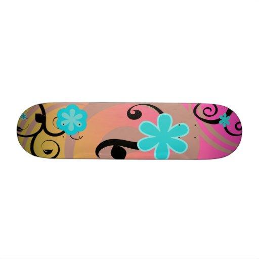 Malibu Sunset  Skate Deck