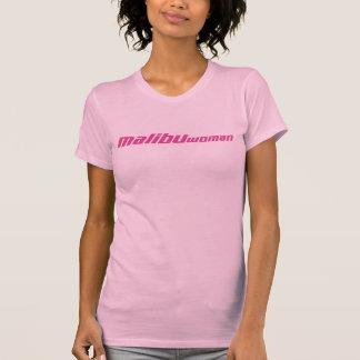 Malibu Woman Hot Pink T-Shirt